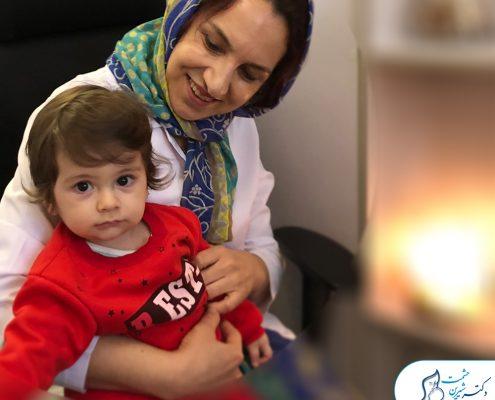 عکس های یادگاری با دکتر شیرین حشمت